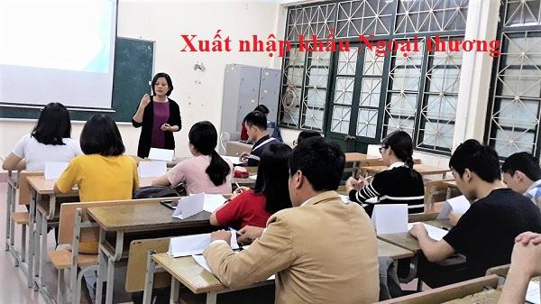 lớp học logistics