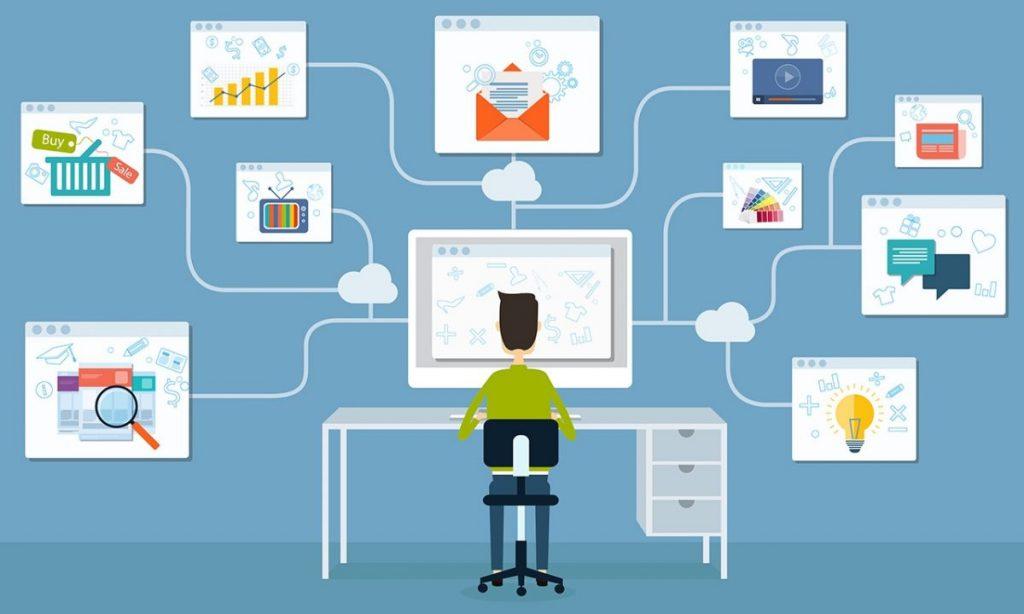 học ngành thương mại điện tử ra trường làm gì