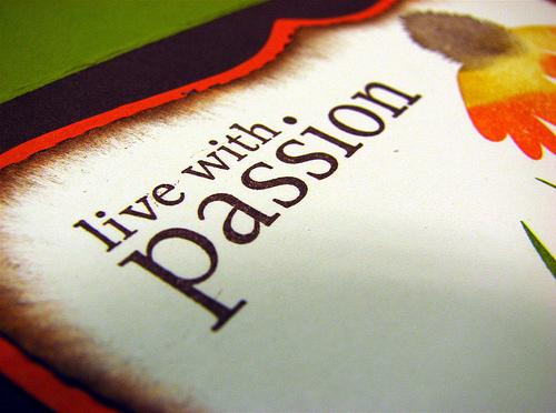 làm sao tìm thấy đam mê của chính mình