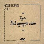 DỰ ÁN GREEN EXCHANGE - 350 Việt Nam