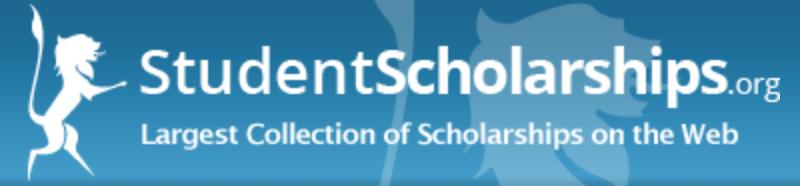 Tìm kiếm học bổng tại StudentScholarships