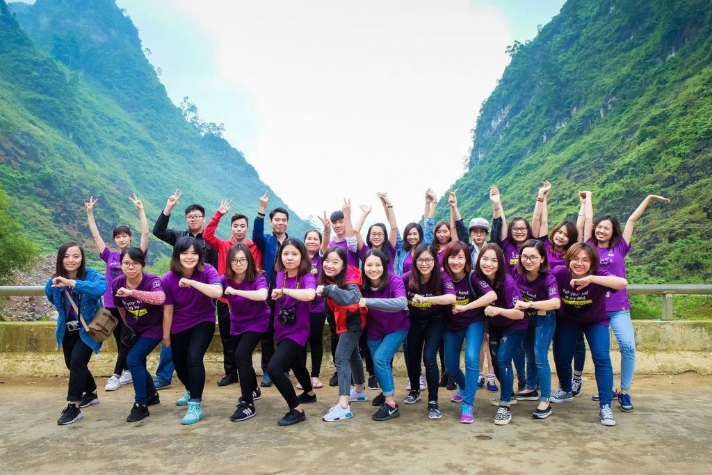 Du lịch tình nguyện Na Hang cùng V.E.O